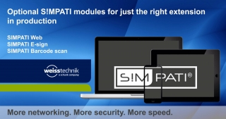Optional SIMPATI modules