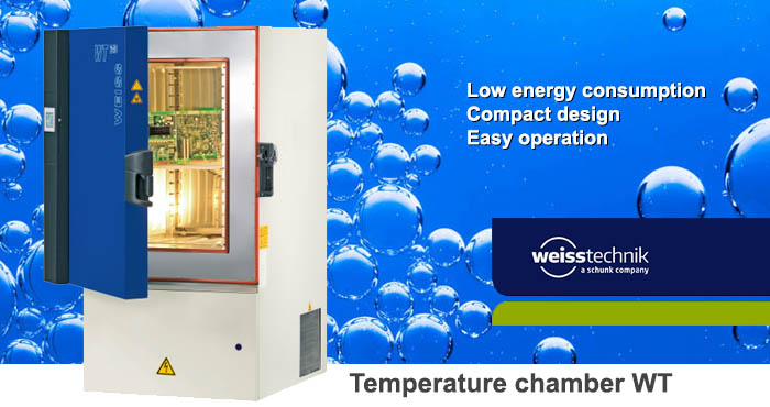 WT, temperature chamber