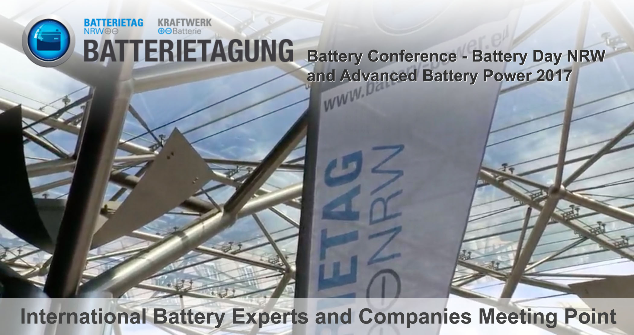 Battery Day 2017 NRV and Advanced Battery Power