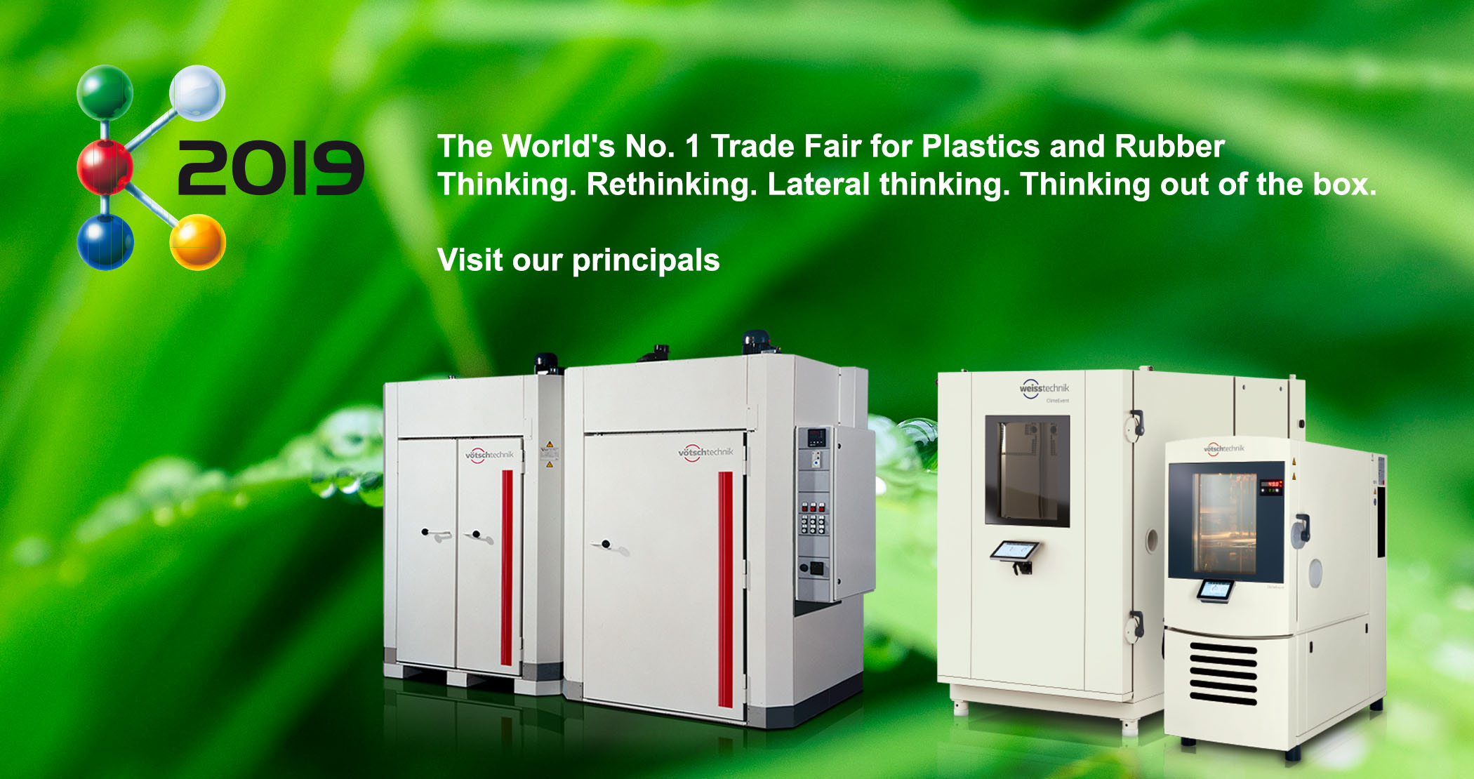 K 2019 Trade Fair for Plastics and Rubber