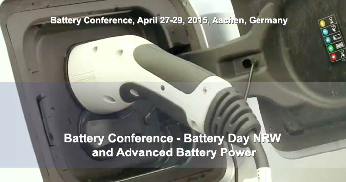 Battery Day - Battery Power 2015